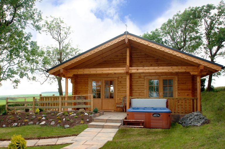 The Authentic Finnish Log Cabin Suite